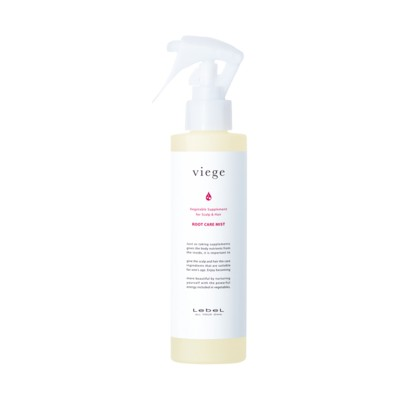 Lebel Viege Root care Mist Спрей для укрепления корней волос, объём 180 мл