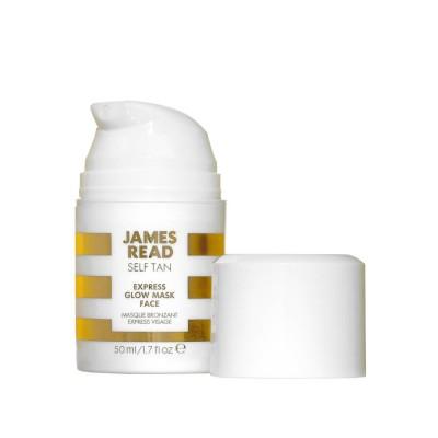 Jamed Read Express Glow Mask Tan Face Маска-Экспресс для лица Автозагар 50 мл