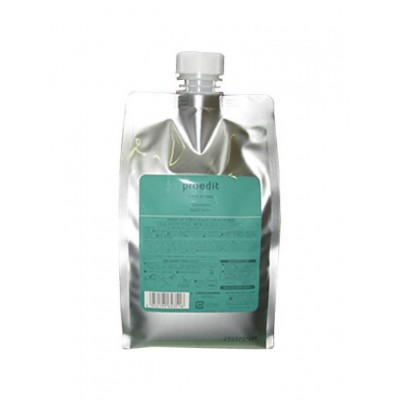 Lebel Proedit Soft Fit Шампунь увлажняющий для сухих, поврежденных волос 1000 мл