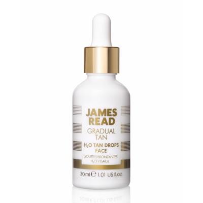 James Read H2O Tan Drops Face Капли-концентрат освежающие для лица 30 мл