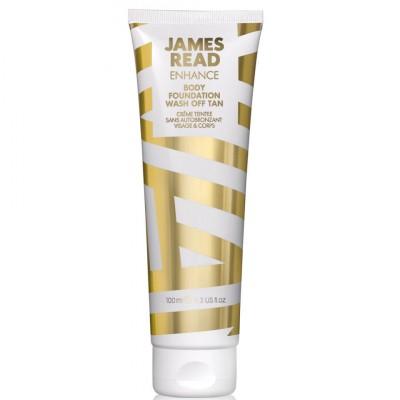 James Read Body Foundation Wash Tan Смываемый загар для лица и тела 100 мл