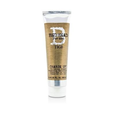 TIGI Bed Head Charge Up Мужской шампунь для нормальных и тонких волос 250 мл