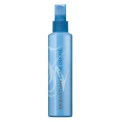 Sebastian Shine Define Лак для горячей укладки и блеска волос 200 мл