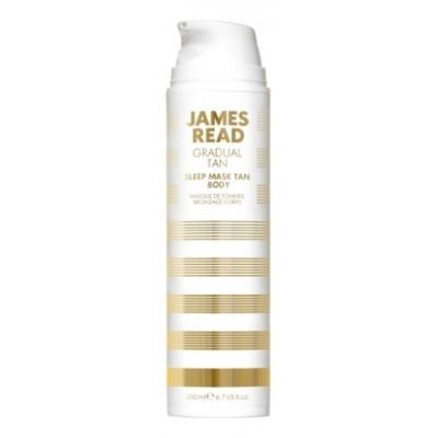 JAMES READ Sleep Mask Tan Body Маска Ночная для тела и ухода 200 мл