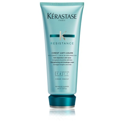 Kerastase Resistance Cement Anti-Usure Уход - цемент для ослабленных волос и кончиков (степень поврежденности 1 - 2) 200 мл