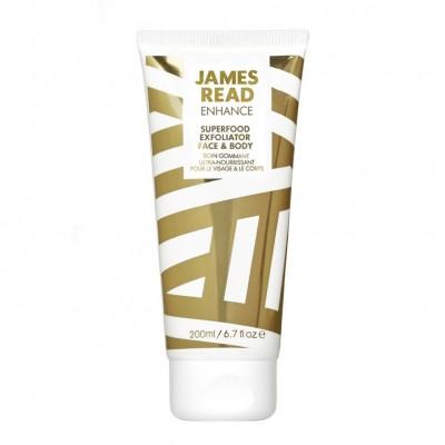 James Read Superfood exfoliator face body Крем-скраб увлажняющий для лица и тела 200 мл