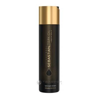 Sebastian Dark oil  Шампунь легкий на основе масел для волос 250 мл