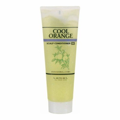 Lebel Cool Orange Очиститель для сухой и нормальной кожи головы 240 гр