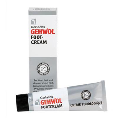 Gehwol  Fusskrem Крем для уставших ног, защита от ран, грибка, запаха, нормализует потоотделение 75 мл