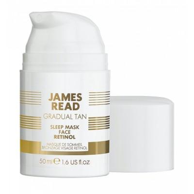 Jamed Read Sleep MaskFace Retinol Маска ночная с ретинолом для загара и ухода лица 50 мл