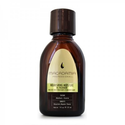 Уход масло увлажняющее Macadamia Nourishing Moisture Oil  (30 мл)