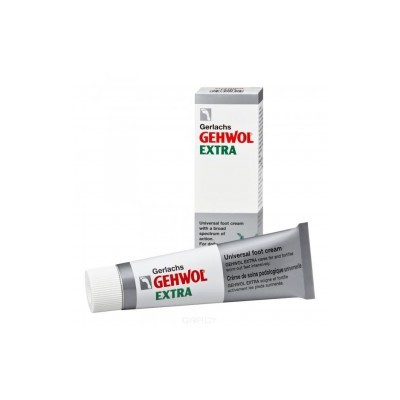 Gehwol EXTRA Крем ЭКСТРА легкой текстуры, ланолин, масла 75 мл