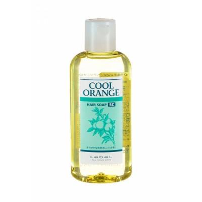 Lebel Cool Orannge SC Шампунь для профилактики выпадения волос от себореи, нормализует работу сальных желез 200 мл