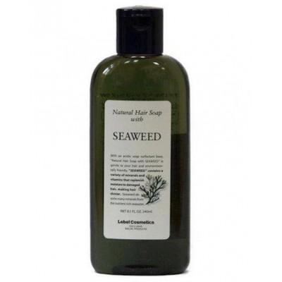 Lebel Seaweed Шампунь с морскими водорослями 240 мл