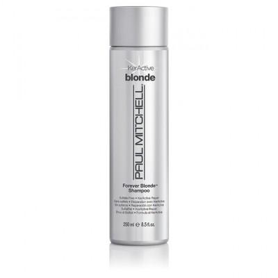 Paul Mitcell Forever Blonde Shampoo Бессульфатный шампунь для светлых волос 250 мл