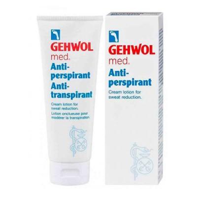 Cehwol Med Лосьон-крем антиперспирант, регулирует потоотделение, против запаха 125 мл