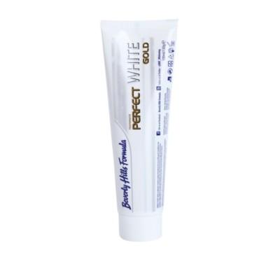 Beverly Hills Formula Зубная паста Perfect WHITE GOLD 100мл/130гр