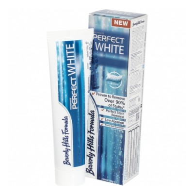 Beverly Hills Formula Зубная паста Perfect WHITE 100мл/130гр