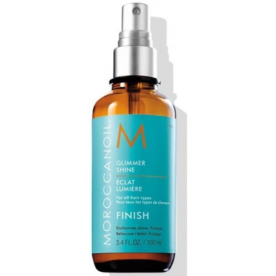 Moroccanoil Glimmer Shine Spray Спрей для придания мерцающего блеска волос 100 мл