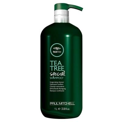 Paul Mitchell Tea Tree Special Shampoo Специальный шампунь с маслом чайного  дерева 1000 мл
