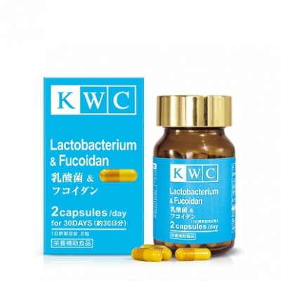 KWC Лактобактерии с фукоиданом №60