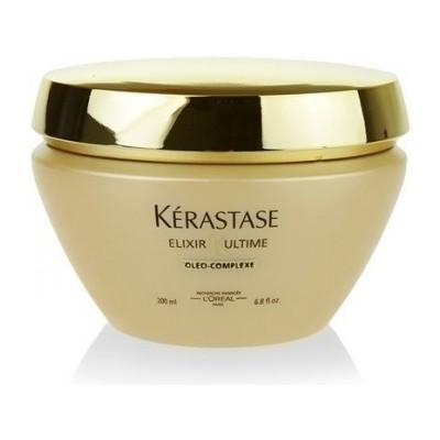 Kerastase Elexir Ultime Маска придающая красоту волосам любого типа 200 мл