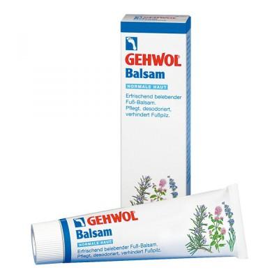 Gehwol Balsam Normale Haut Тонизирующий бальзам с маслом Жожоба для нормальной кожи 75 мл