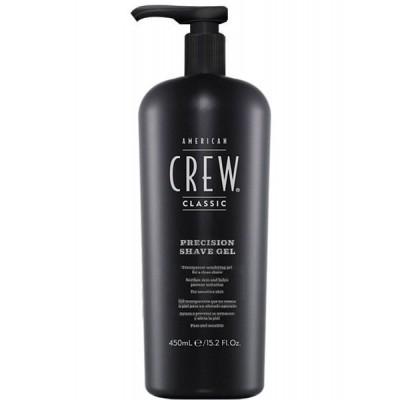 American CREW Precision Shave Gel Crew Shaving Skincare Гель  для бритья 450 мл