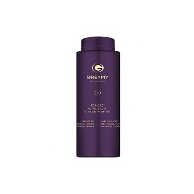 Greymy CHIC Пудра ультра легкая для объема и текстуры волос 10 гр
