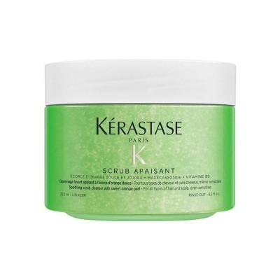 KERASTAS  Apaisant Скраб для чувствительной кожи головы и волос 250 мл