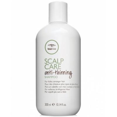 Paul Mitcell Scalp Care Anti-thinnig Shampoo Шампунь укрепляющий истончённые волосы 300 мл