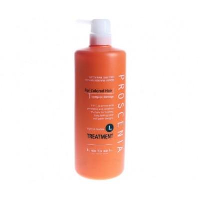 Lebel Proscenia Шампунь стабилизирующий для сохранения цвета окрашенных волос 300 мл