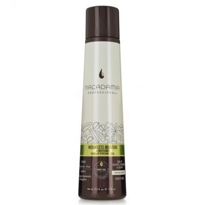 Macadamia Кондиционер увлажняющий для тонких волос Weghtless Moisture Conditioner (100 мл)