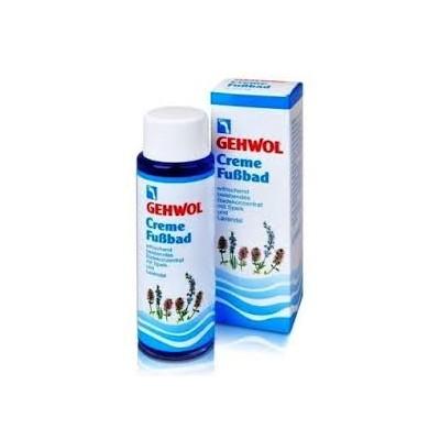 Gehwol Creme FuBbad Крем-Ванна-концентрат для болезненных , перенапряженных ног с эфирным маслом Лаванды 150 мл