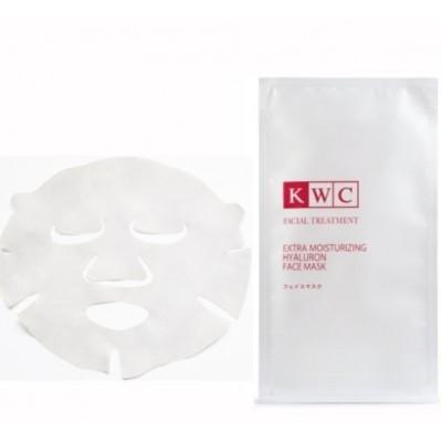 KWC Экстра увлажняющая маска для лица на основе гиалуроновой кислоты 1 шт