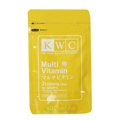 KWC Мульти Витамин №60
