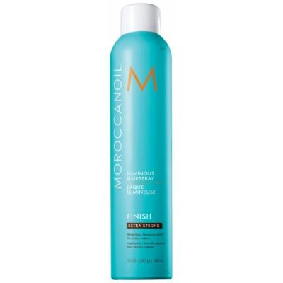 Moroccanoil Extra Strong Лак сияющий для волос экстра сильной фиксации 330 мл