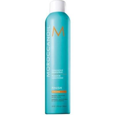 Moroccanoil Luminous/Finish Strong Лак сияющий для волос сильной фиксации 330 мл