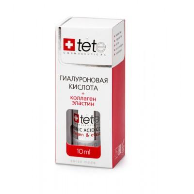 tete MINI-Лосьон гиалуроновая кислота+Коллаген и Эластин10мл