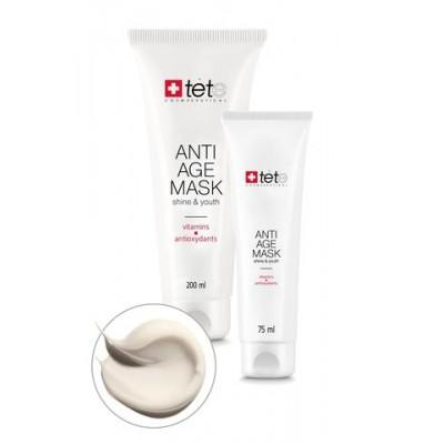 tete Маска омолаживающая с вит. и антиоксидантами,отбелив.действ.75 мл. Anti Age Mask