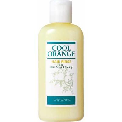 Lebel Cool Orange Бальзам-ополаскиватель моментальное увлажнение волос и кожи  200 мл
