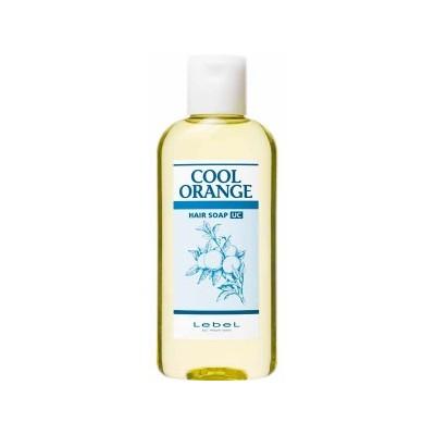 Lebel Cool Orange Ultra Шампунь от выпадения, укрепления луковиц, глубокое очищение кожи 200 мл