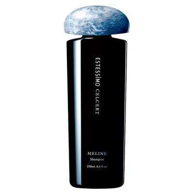 Lebel ESTESSIMO CELCERT  MELINE Шампунь увлажняющий, придает шелковистость, стимулирует рост волос 250 мл