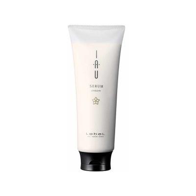 Lebel IAU Serum Cream Крем для поврежденных волос, антистатический эффект, подходит для натуральных и детских волос 200 мл