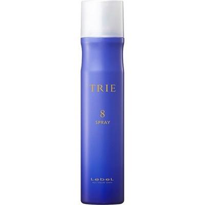 Lebel Trie Spray 8 SPF15 Спрей сильной фиксации, сохраняет гибкость, подвижность