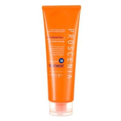 Lebel Proscenia M Маска для глубокого увлажнения, утяжеления, разглаживания окрашенных волос 240 гр