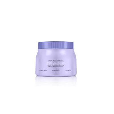 Kerastase Blond Absolu Ultra-Violet Маска питательная, анти - желтая для осветленных, мелированных волос 500 мл