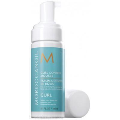 Moroccanoil Curl Control Мусс контроль для вьющихся волос 150 мл