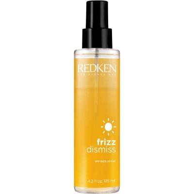 REDKEN  Frizz Dismiss Масло-спрей увлажняющий антистатик для всех типов непослушных волос 125 мл