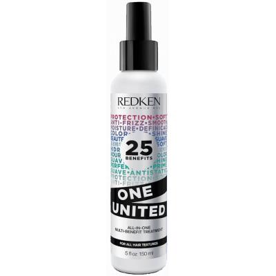 REDKEN One United Эликсир лёгкий, мультифункциональный спрей-уход для всех видов волос 25-в-1 150 мл